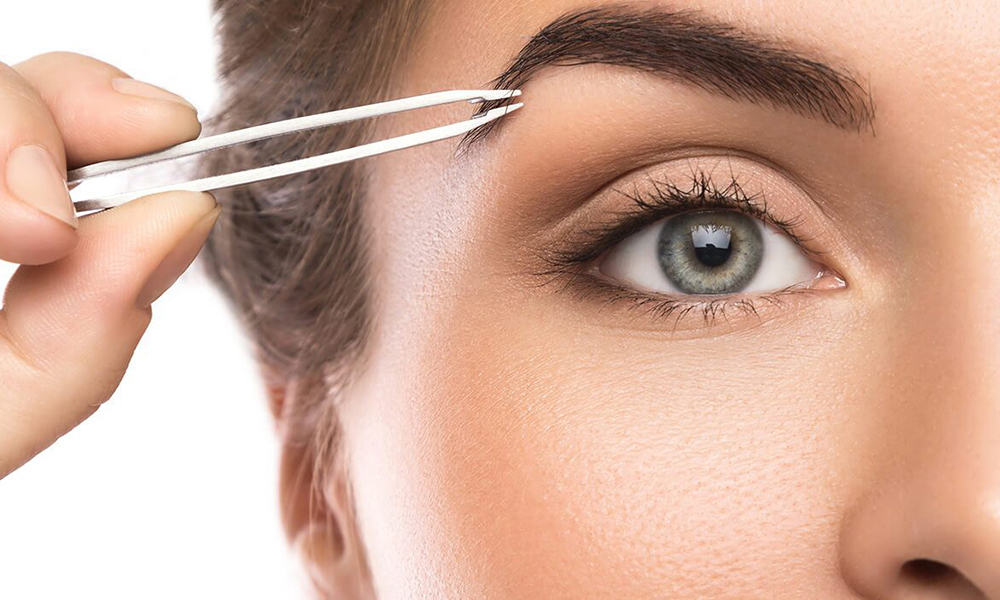 Brow Shaping Image for the waxing co