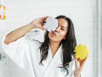 SPONGELLE EXFOLIATE AND HYDRATE Featured Image for the waxing company