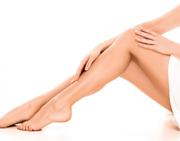 7 BENEFITS OF WAXING Featured Image for the waxing co