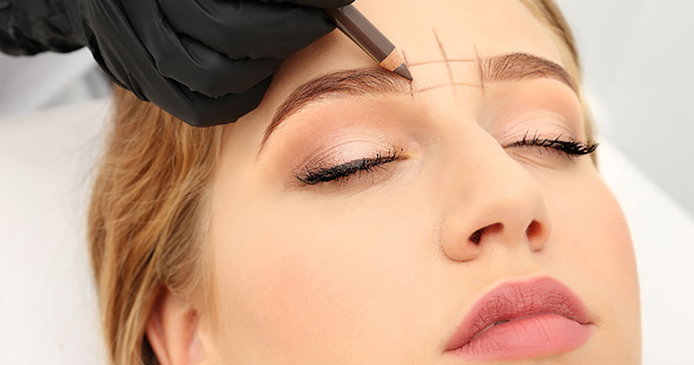 Brow Shaping Featured Image for The Waxing Co