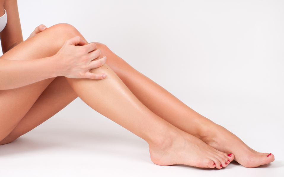 Ingrown hair removal image for the waxing co