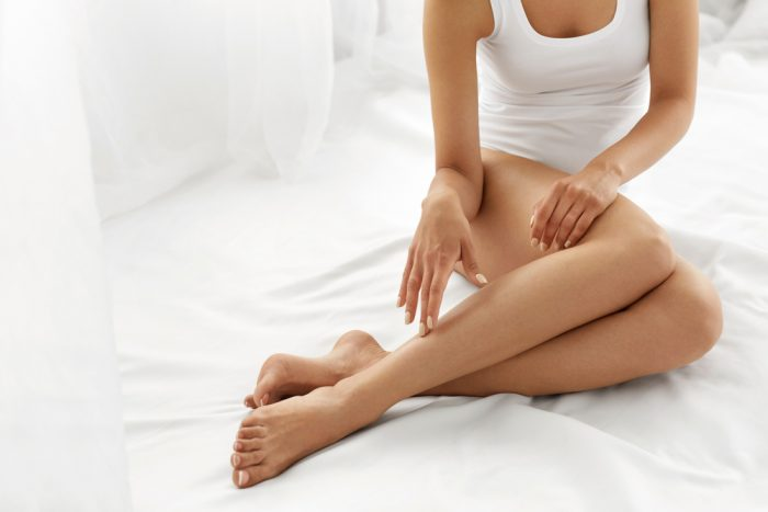 silky smooth firm skin image for the waxing co