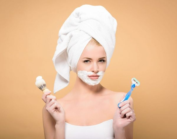 Tips for Healthy Skin: No to Shaving