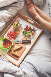 fresh fruits, and veggies
